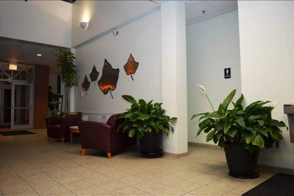 AKARama Center Lobby Bathrooms