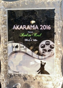"AKArama 2016 ""Reel to Real in Black and White"""