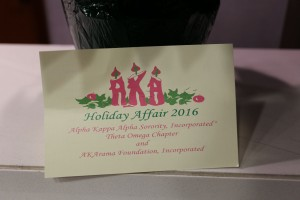 Holiday Affair 2016