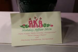 Holiday Affair 2016